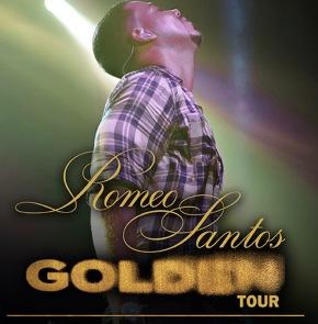 """Romeo Santos, el Rey de la Bachata, anuncia su """"Golden Tour""""2018"""