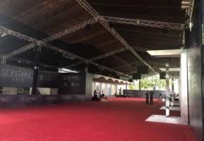 Todo listo esta noche para PremiosSoberano
